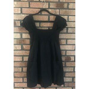 DKNY Jeans Black Dress